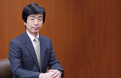 一般財団法人 工業所有権協力センター 理事長 鈴木隆史